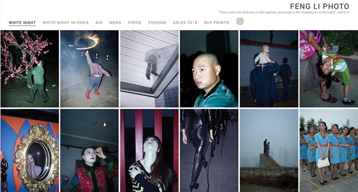 Feng Li - Photographe Chinois